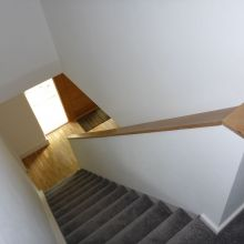 remodelled stair
